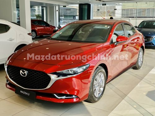 All-New Mazda 3 2.0 Signature Luxury