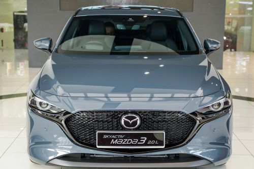 All-New Mazda 3 Sport 2.0 Signature Luxury