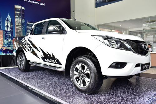 Mazda BT-50 Luxury 4x2