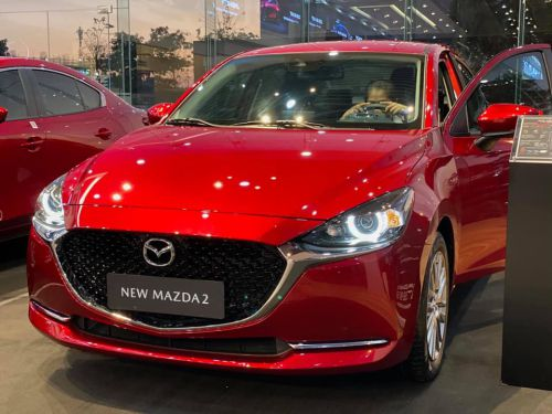 New Mazda 2 Sport 1.5L Luxury