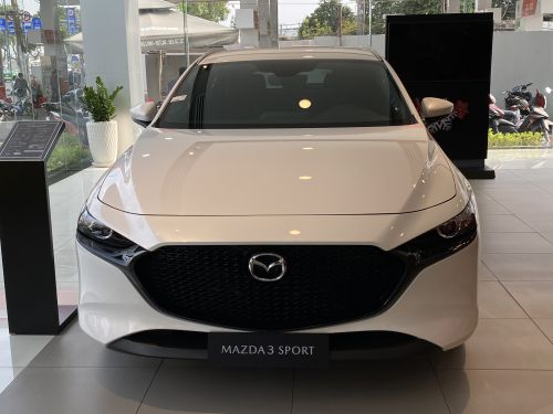 All-New Mazda 3 Sport 1.5 Luxury