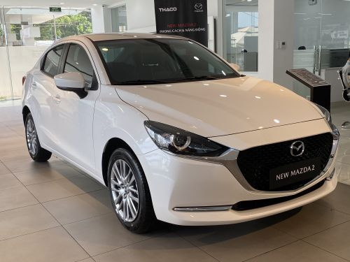 New Mazda 2 1.5L Luxury