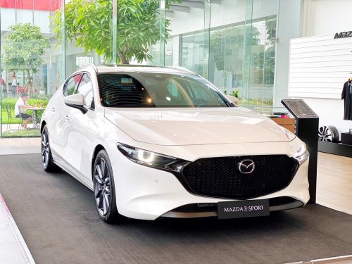 All-New Mazda 3 Sport 2.0 Signature Premium